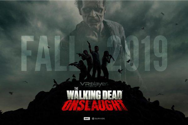 The Walking Dead Onslaught PSVR PlayStation VR VR4Player