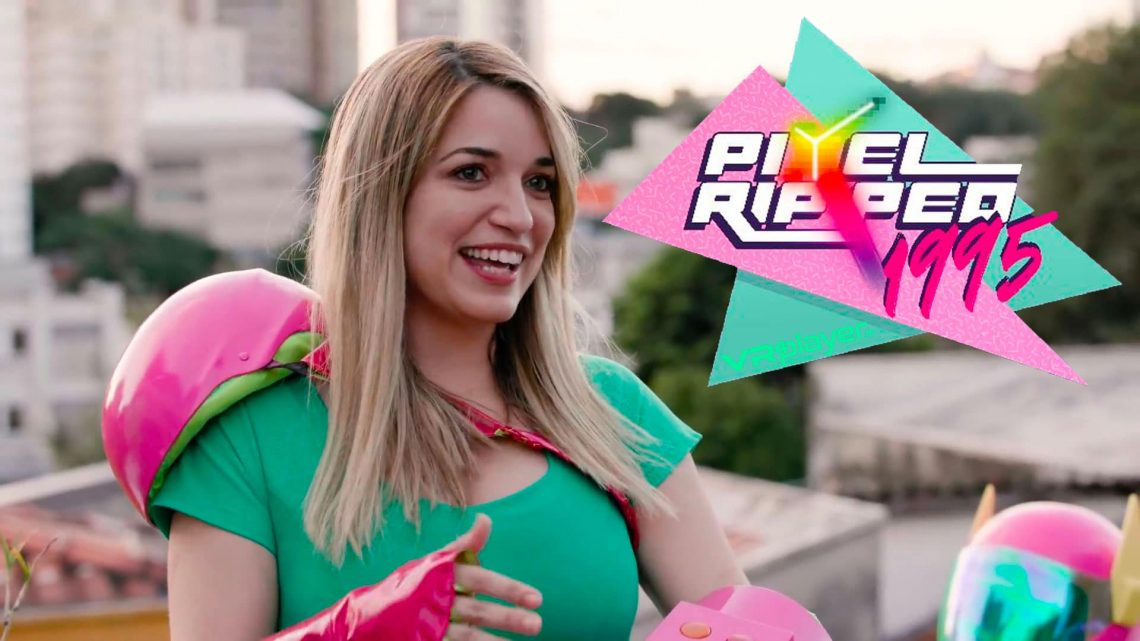 Pixel Ripped 1995 - Ana Ribeiro - VR4player.fr