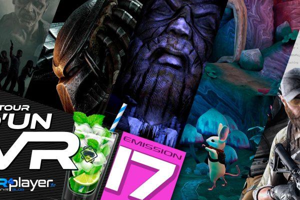 Autour d'un VR Podcast VR #17