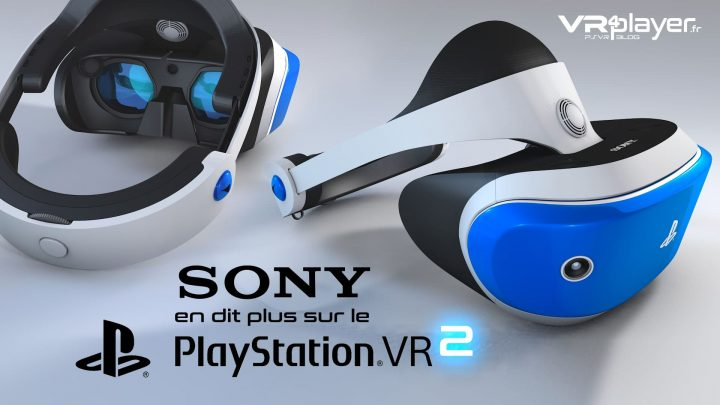 PlayStation VR 2 Sony VR4player