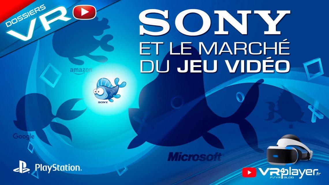 Sony, la playStation et le marché du jeu vidéo - PlayStation VR, Dossier vidéo VR4Player