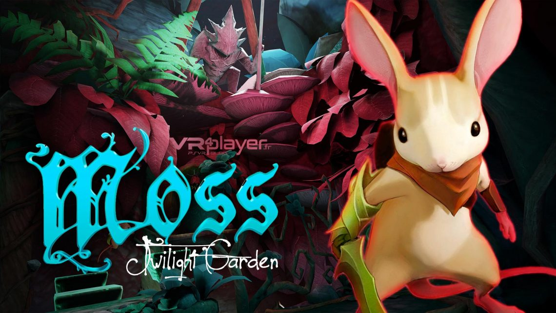 Moss Twilight Garden PlayStation VR PSVR VR4Player