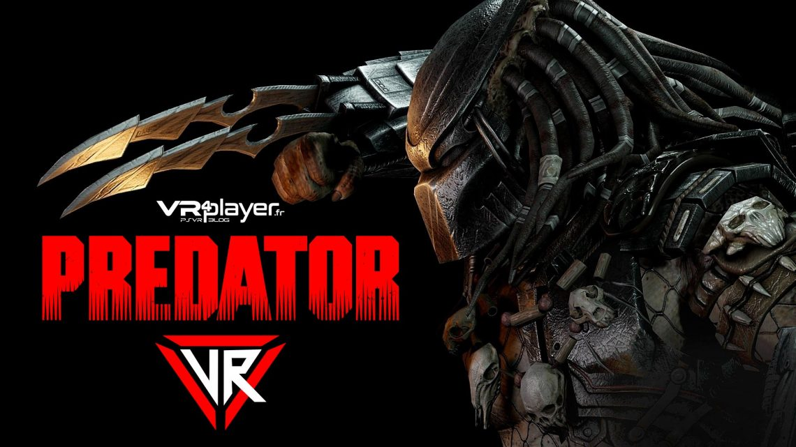 Predator VR PlayStation VR PSVR VR4Player