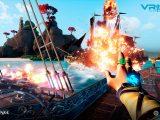 BattleWake Survios Pirates VR PlayStation VR PSVR VR4Player