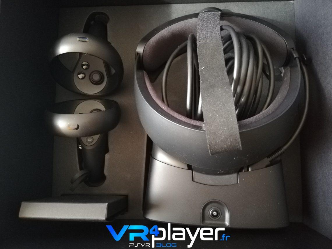 Oculus RIFT S - VR4player.fr