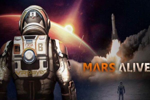 Mars Alive - VR4player.fr