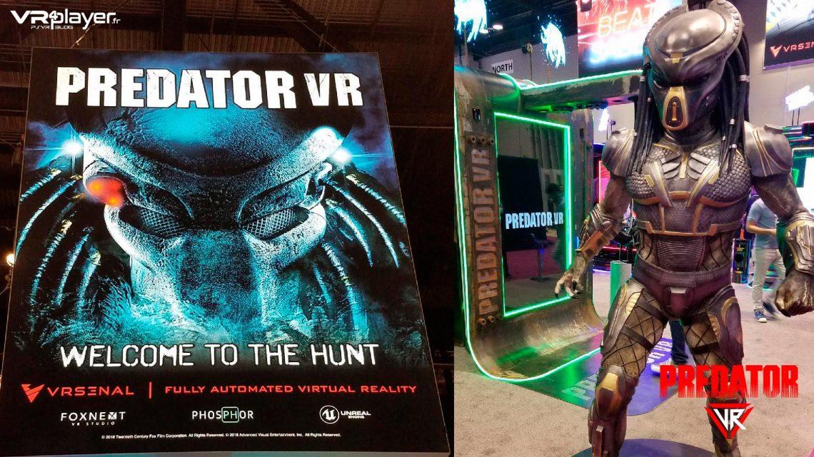 Predator VR PlayStation VR PSVR VR4Player