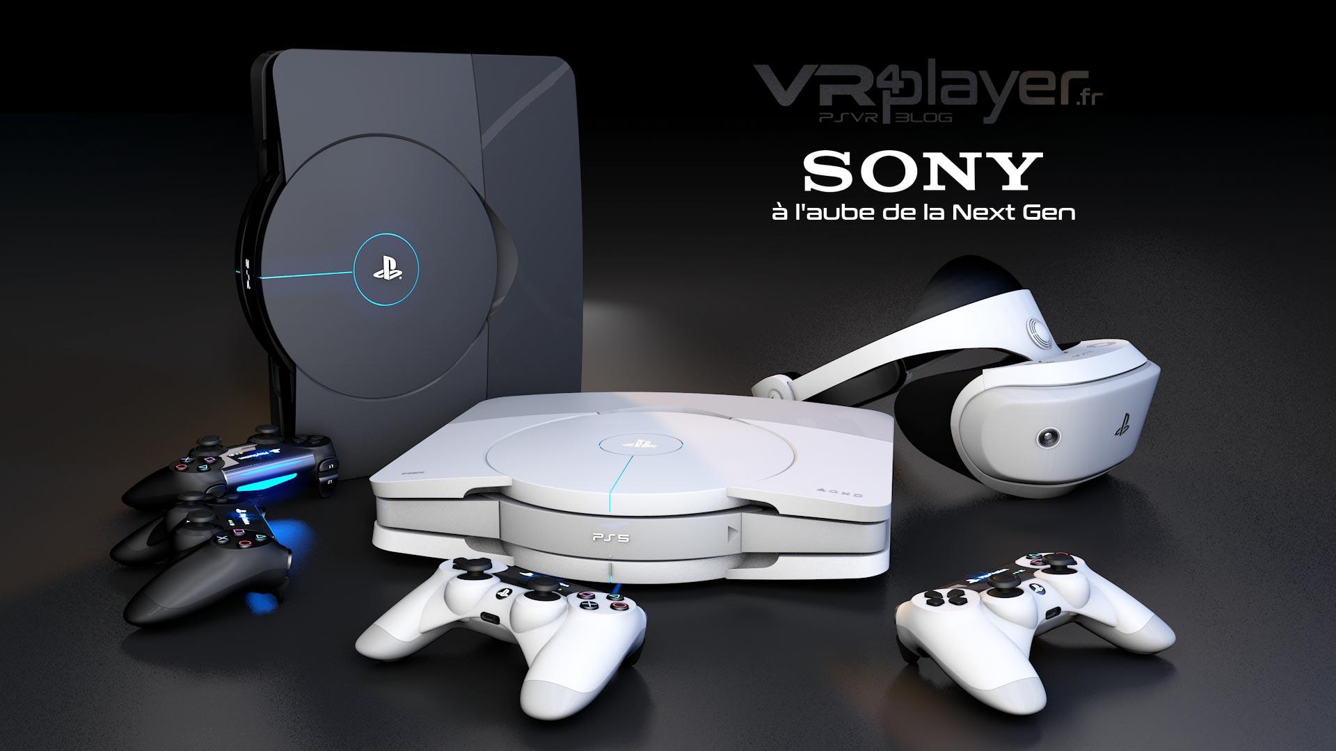 PlayStation 5 - PS5 : Sony à l'aube de la Next Gen