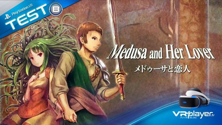 Medusa and Her Lover - PSVR - VR4player.fr