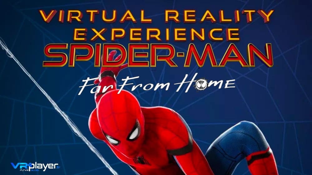 Spider-Man VR -PSVR -VR4player.fr