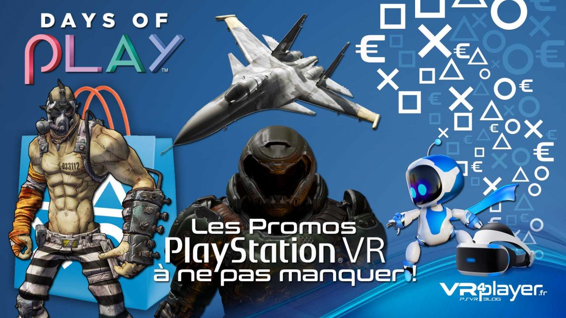 les promos des days of play 2019
