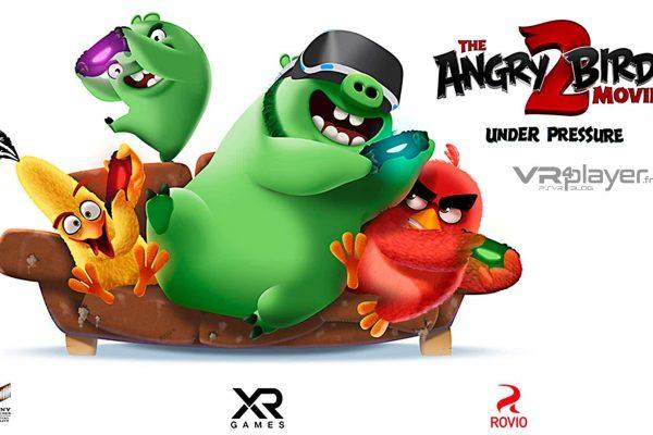 Angry Birds Movie 2 VR VR4Player
