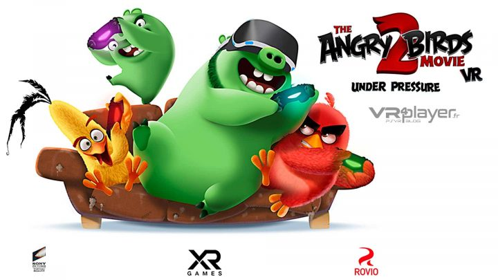 Angry Birds Movie 2 VR VR4Player