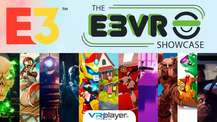 E3 VR ShowCase 2019 Upload VR - VR4Player.fr