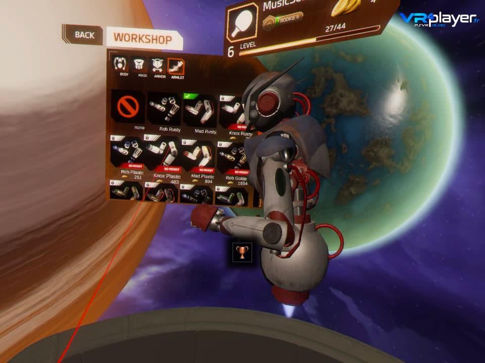 Racket Fury le test sur PlayStation VR - vr4player.fr