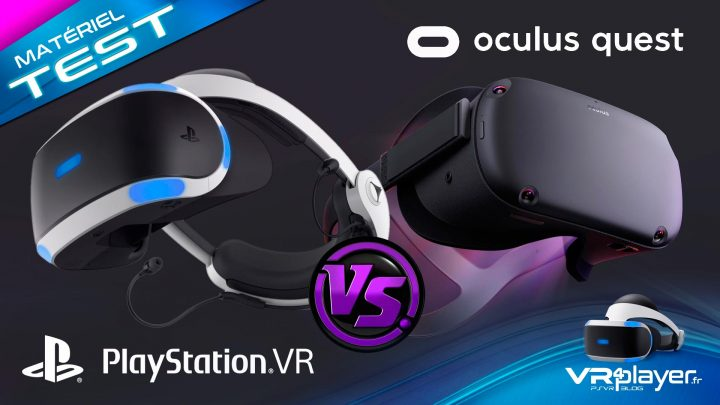 Oculus Quest VS PlayStation VR VR4Player
