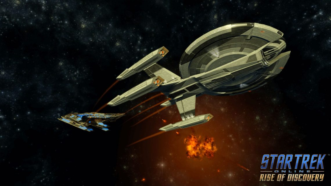 Star Trek Online: Rise of Discovery - PS4