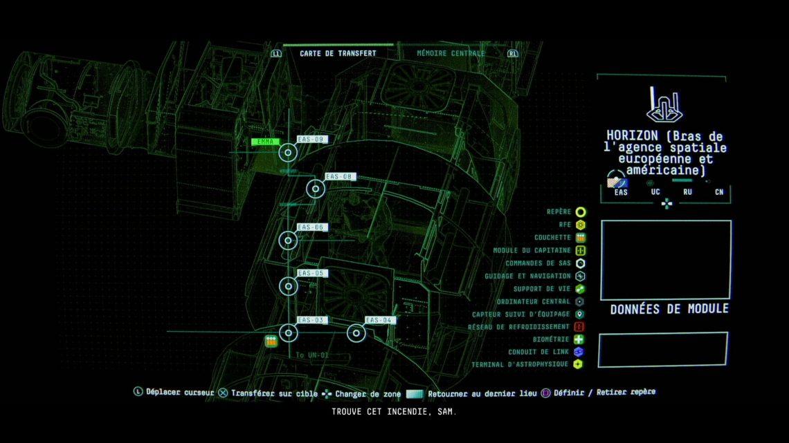 Observation sur PS4 le Test VR4player