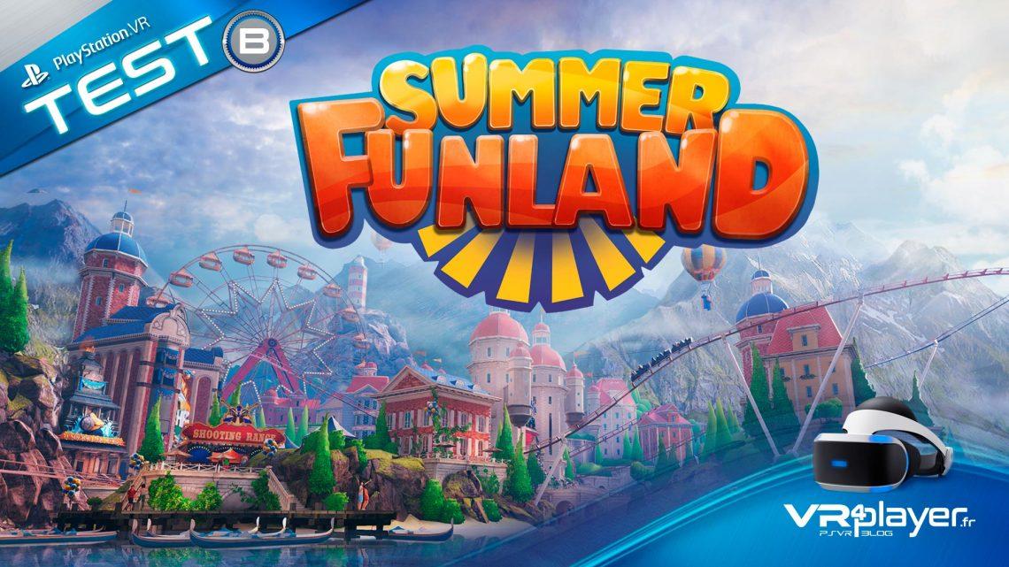 Summer Funland de Monad Rock Test complet en vidéo VR4Player