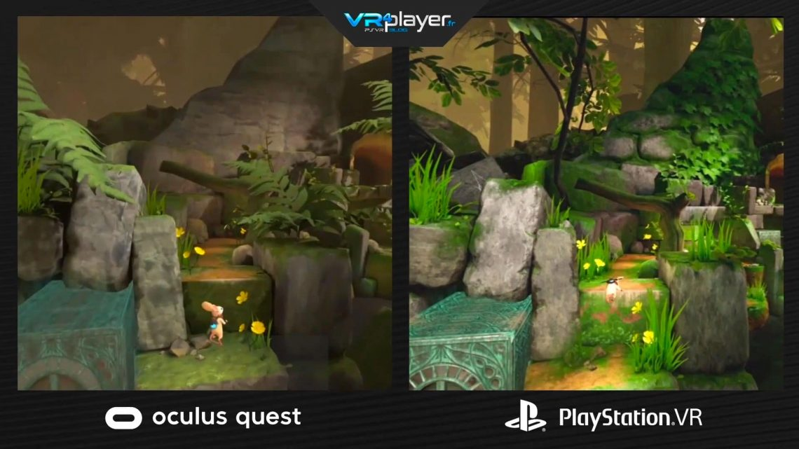 QUEST vs PSVR - VR4player.fr