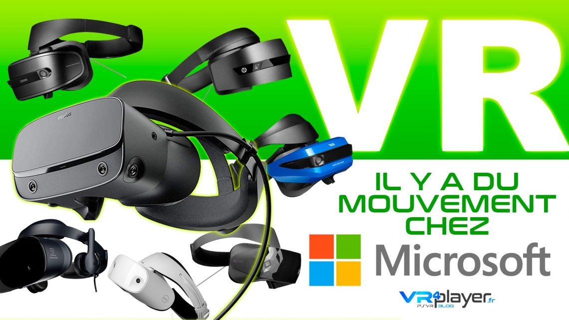 Microsoft VR Scarlett Oculus Rift S VR4player