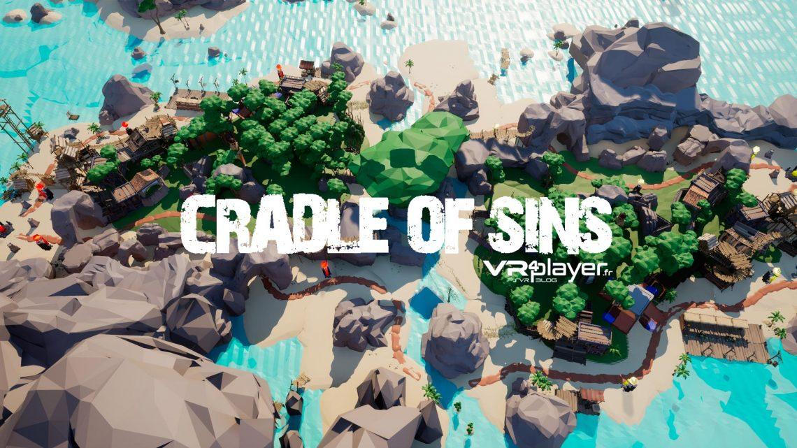 Cradle Of Sins VR4player PSVR PlayStation VR