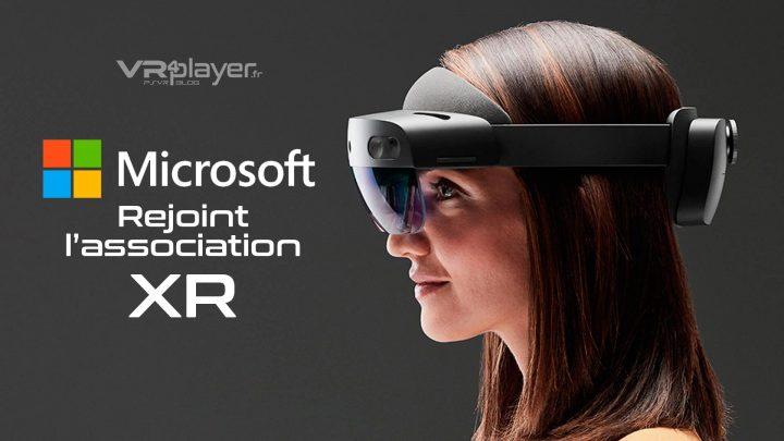 Microsoft Hololens 2 Association XR