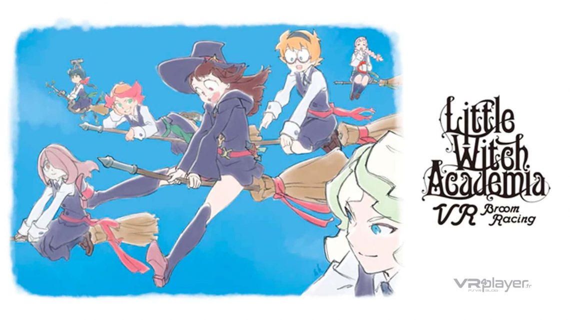 Little Witch Academia: VR Broom Racing - PSVR