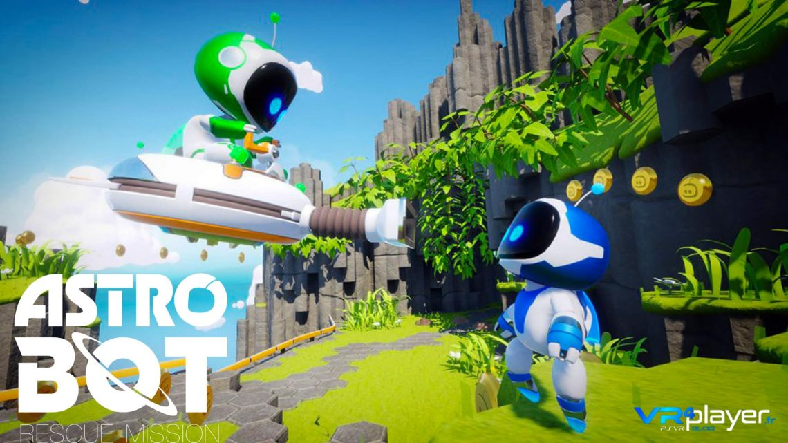 Astro Bot Rescue Mission - VR4player.fr