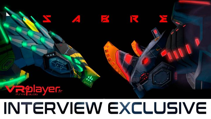 Sabre Fire-Point Interactive PlayStation VR Interview exclusive VR4player