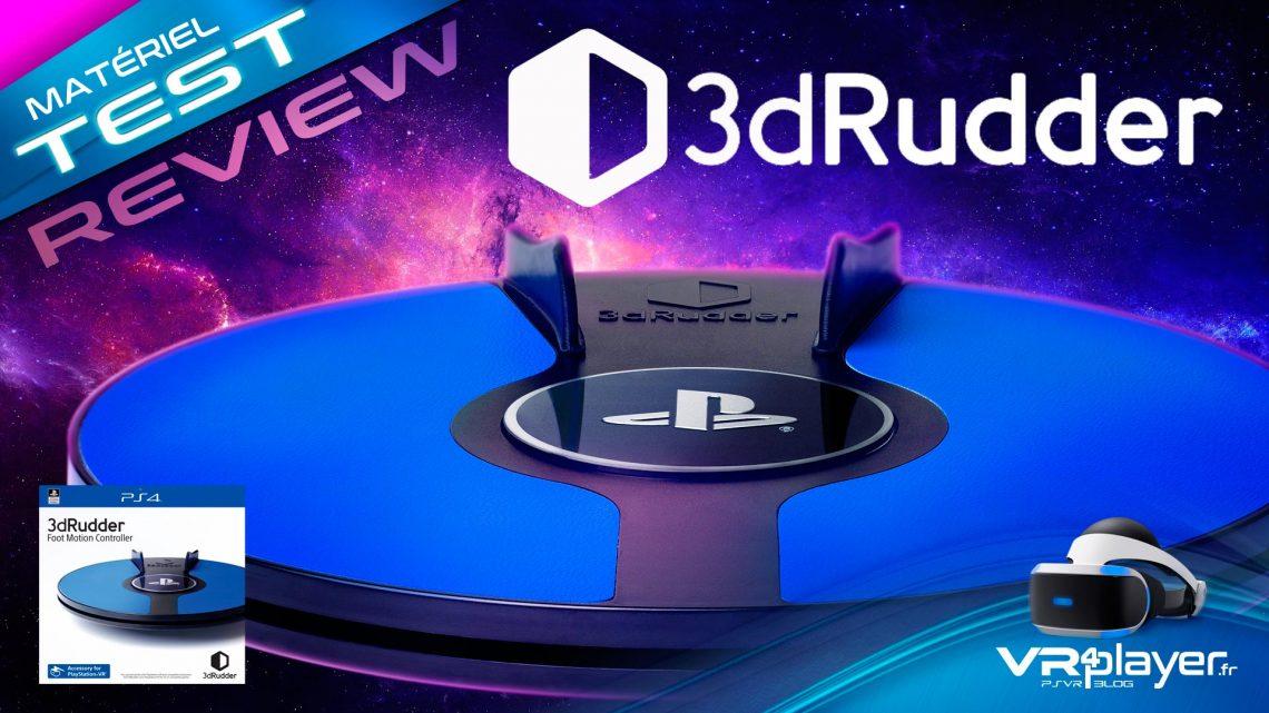 3dRudder Test Review