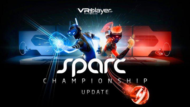 Sparc CHampionship PSVR VR4player