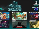 The VR Games Showcase