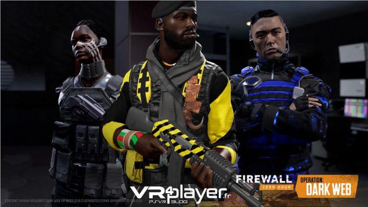 Firewall Zero Hour - PSVR - VR4player.fr