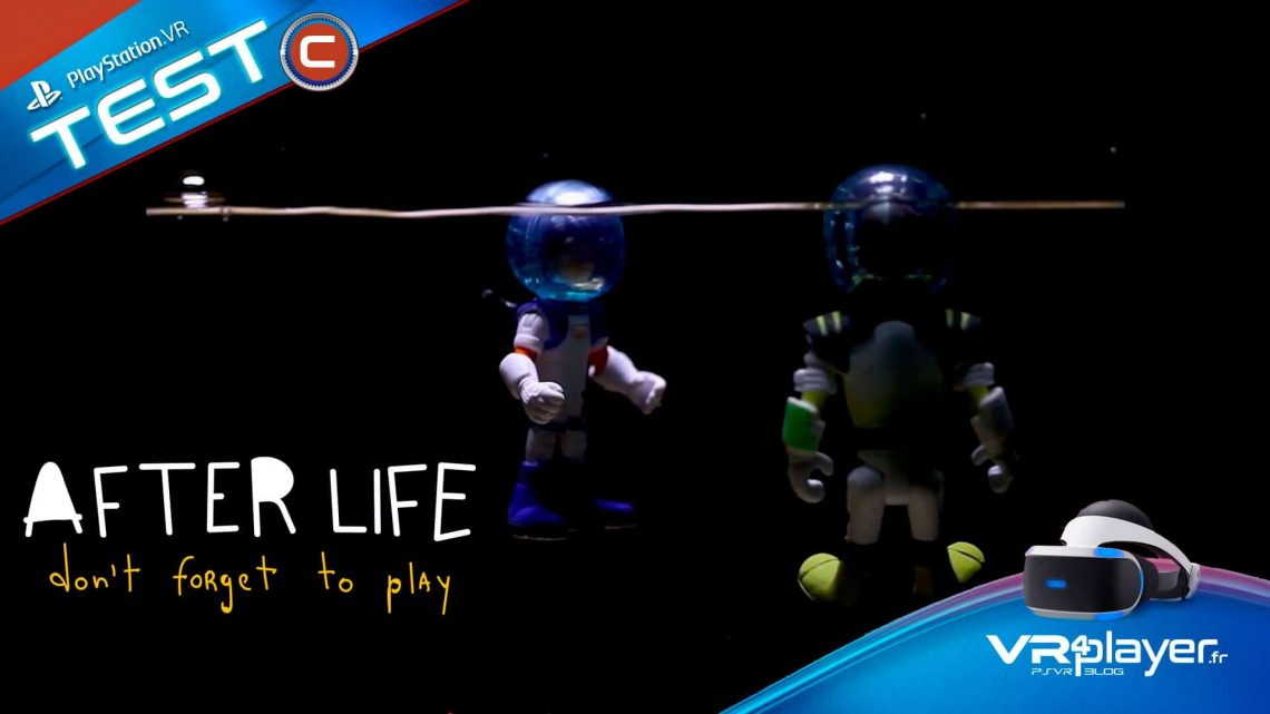 Afterlife - PSVR - VR4player.fr