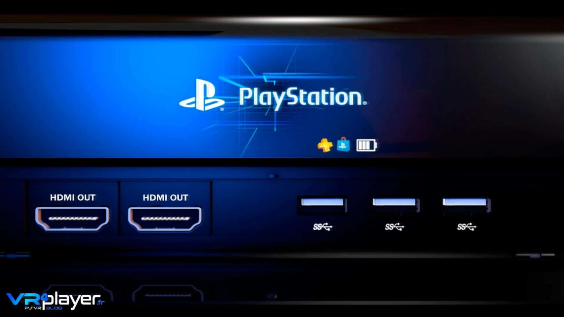 PlayStation 5 PS5 PSV SONY VR4Player