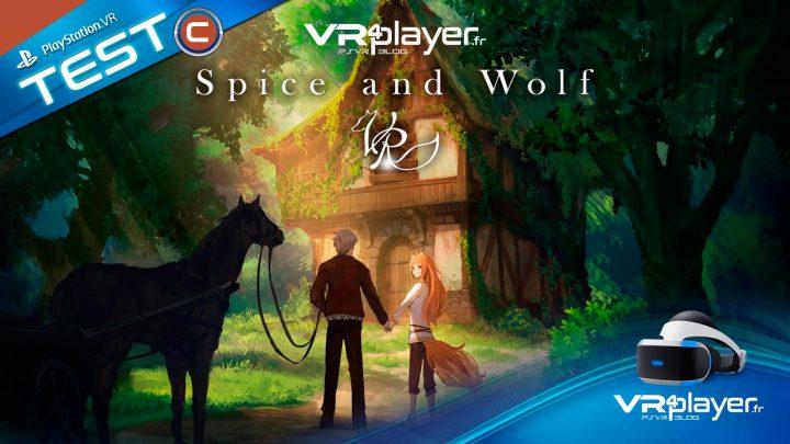 Spice and Wolf Test VR PlayStation VR PSVR VR4Player