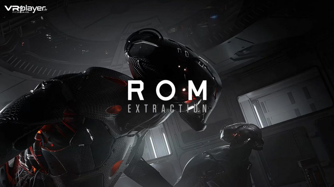 ROM Extraction PSVR PlayStation VR VR4Player