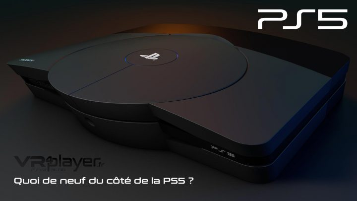 PlayStation 5 PS5 VR4Player