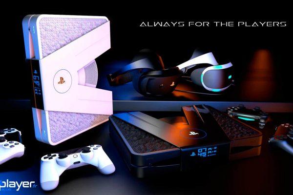 PlayStation 5 PS5 PSV SONY VR4Player