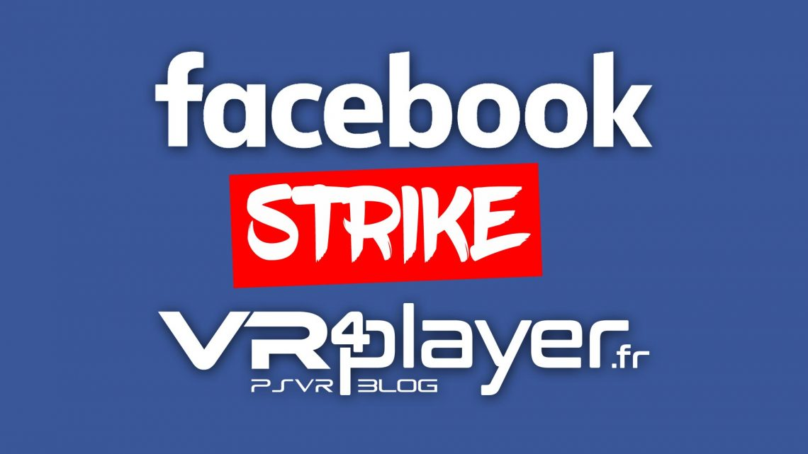Facebook Strike VR4Player
