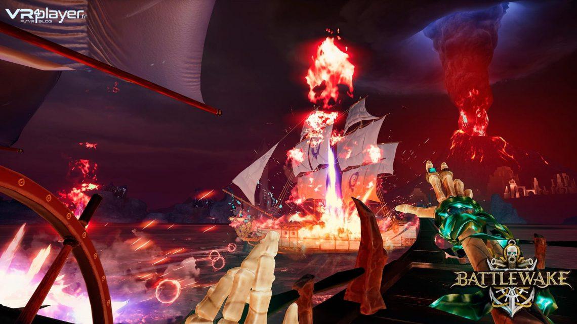BattleWake Survios VR4Player PSVR PlayStation VR