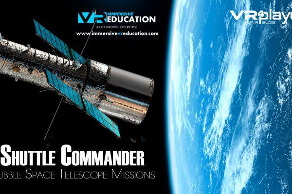 Shuttle Commander PSVR PlayStation VR VR Immersive Education VR4Player