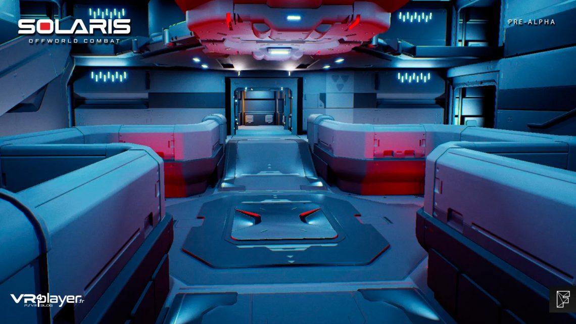 Solaris Offworld Combat PSVR PlayStation VR VR4Player