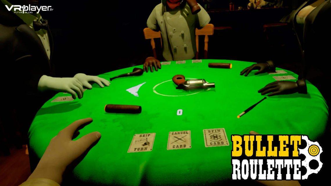 Bullet Roulette PSVR PlayStation VR VR4Player