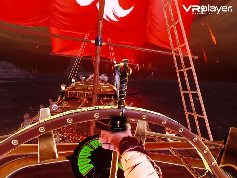 Battlewake - PSVR - TEST - VR4player.fr