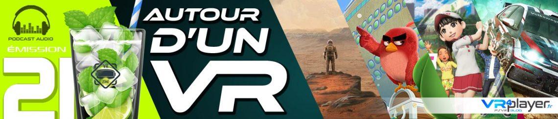 podcast 21 Autour d'un VR No man's Sky