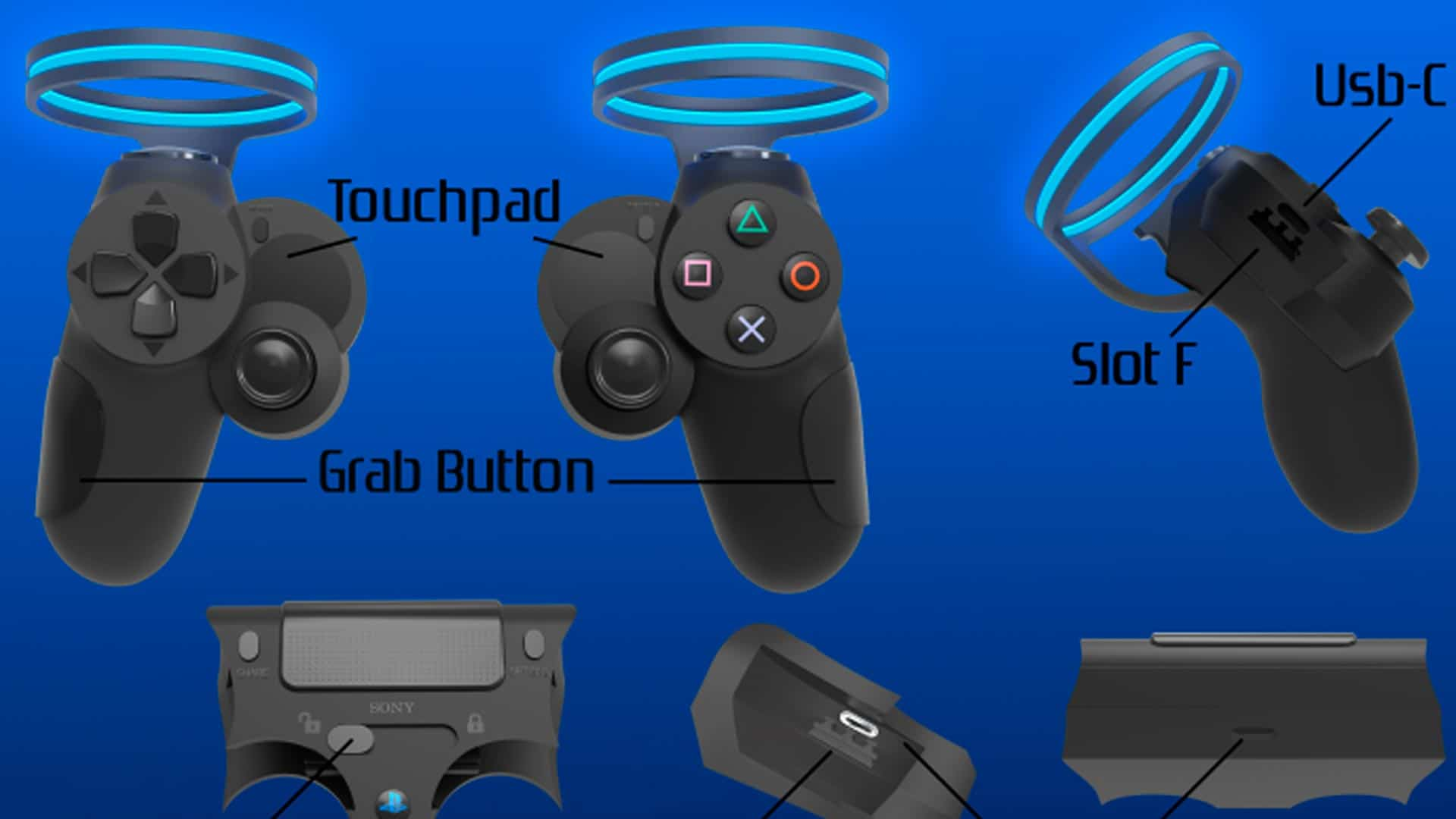 PS MOVE 2 CONCEPT DESIGN