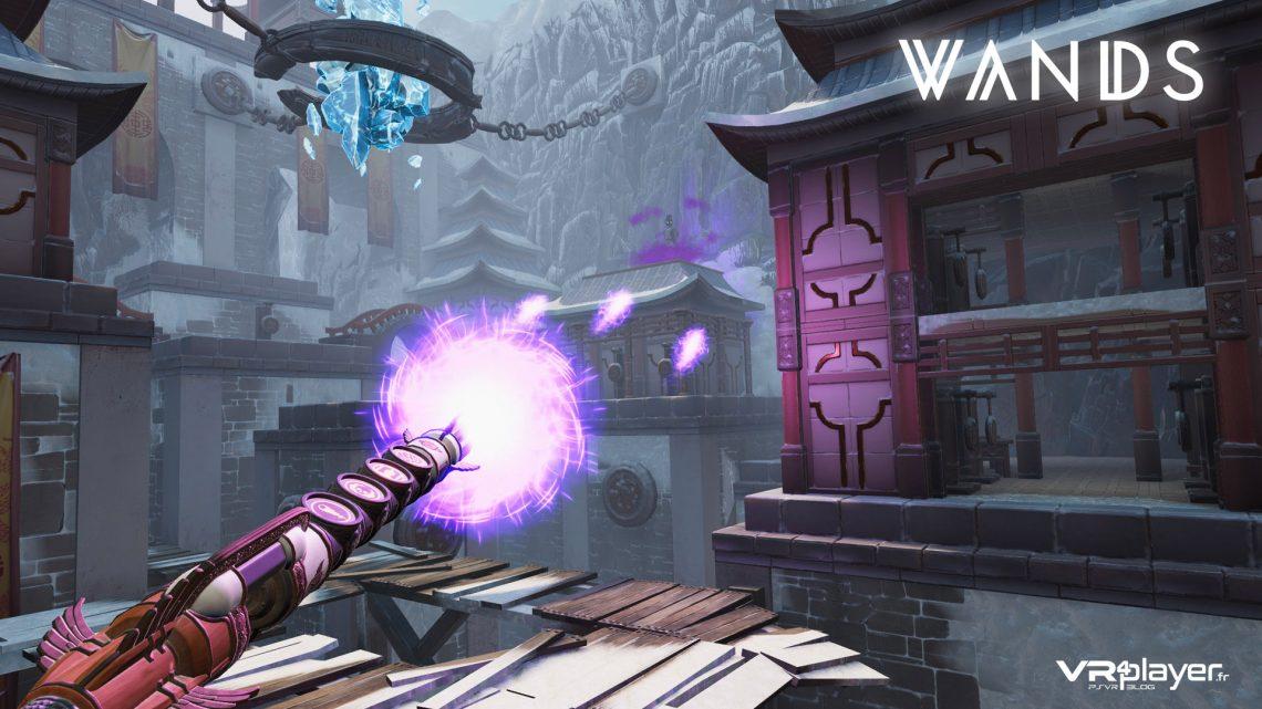 Wands - psvr -VR4player.fr