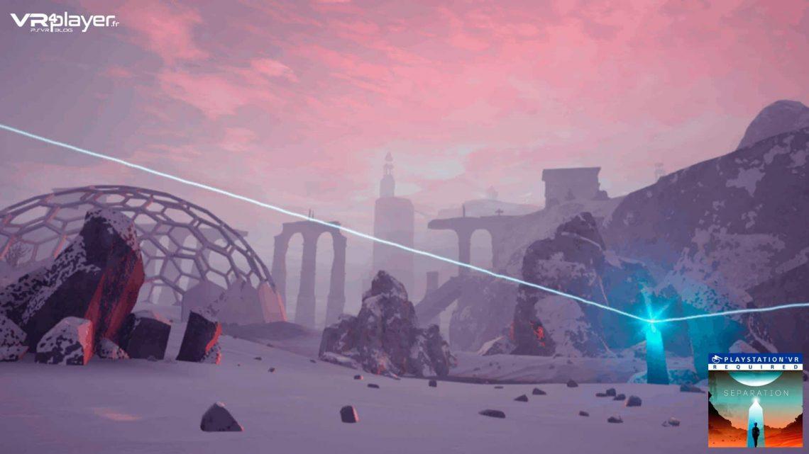 SEPARATION VR PSVR PlayStation VR VR4Player